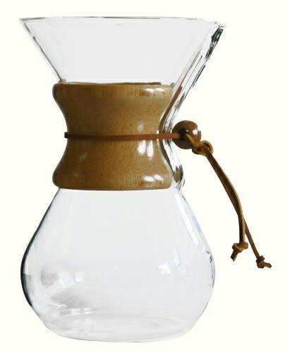CHEMEX/ケメックス コーヒーメーカー 6カップ CM-6A