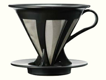 ハリオ カフェオールドリッパー 02ブラック