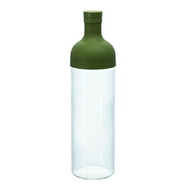 【HARIO/ハリオ】 フィルターインボトル オリーブグリーン FIB-75-OG