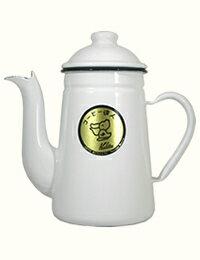 カリタコーヒー達人ペリカン1Lホワイト