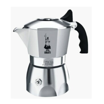 【正規輸入品】 BIALETTI Brikka ビアレッティ ブリッカ【4人用】 4cup(4杯分)直火式 エスプレッソ コーヒーメーカー ブリッカ4cup