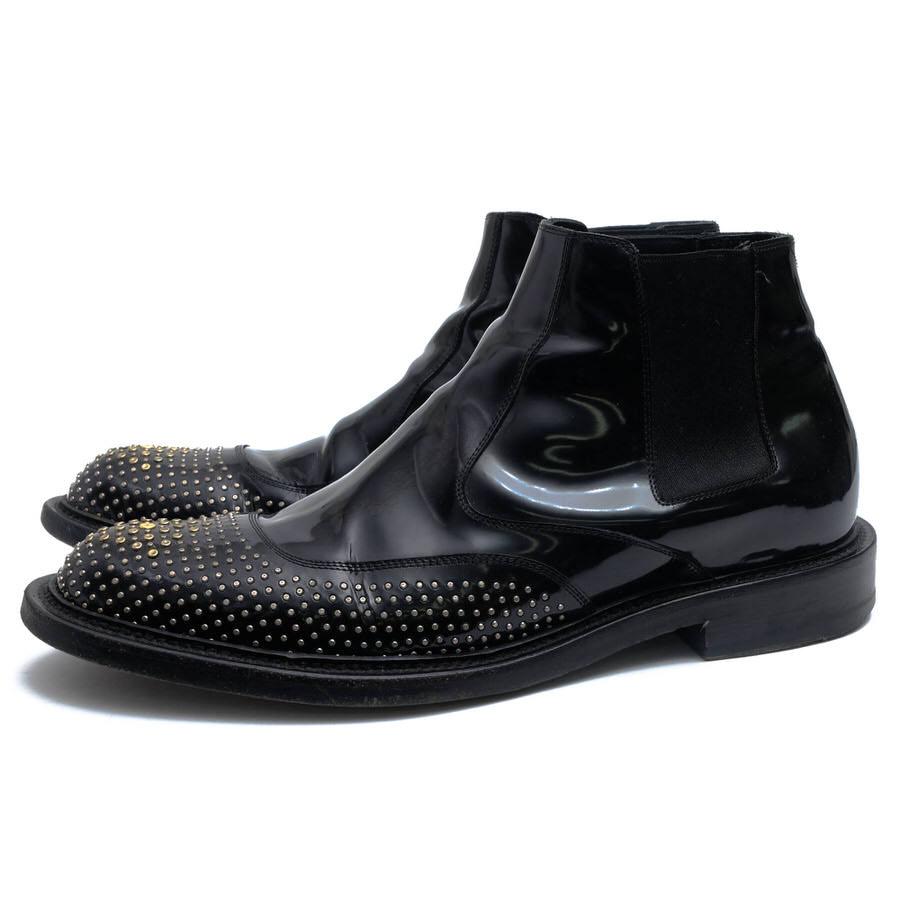 ブーツ, サイドゴア YVES SAINT LAURENT315304 AO900 1000