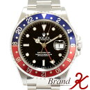 浜町店【ROLEX/ロレックス】GMT-MASTER/GMTマスター16700T番(1996年)青赤ベゼルAT自動巻SSメンズ腕時計【中古・美品】楽天