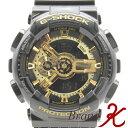浦上店【CASIO/カシオ】G-SHOCK/Gショック Black × Gold Series ブラック×ゴールドシリーズGA-110GB-1ACR 腕時計 【新古品・未使用】【送料無料】楽天