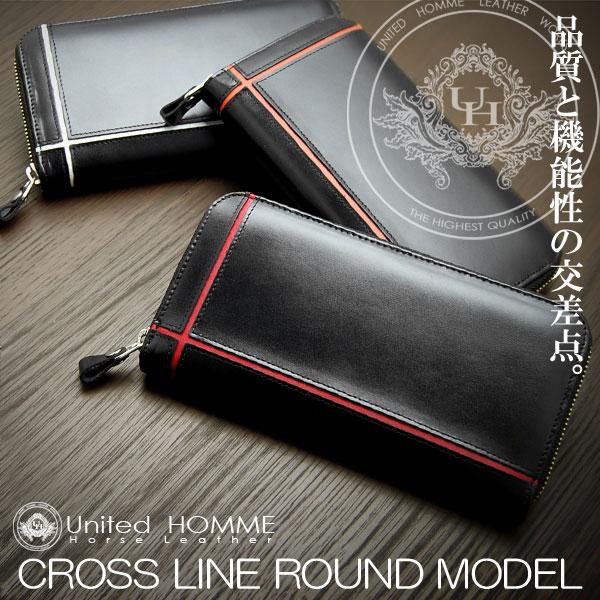 財布・ケース, メンズ財布 United HOMME UH-1182 Luxury Brand Selection