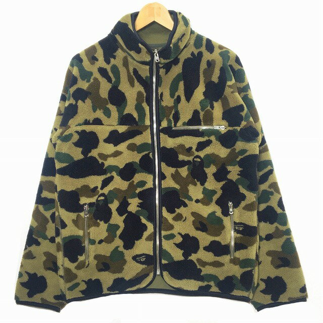 A Bathing Ape nigo A BATHING APE 90s 1ST CAMO ZI...