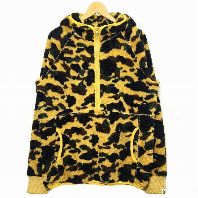 A Bathing Ape nigo A BATHING APE 1ST CAMO HALF Z...