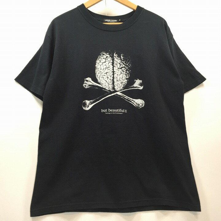 トップス, Tシャツ・カットソー UNDERCOVER ism 2005 05ss but beautiful T GROUPIE SCAB EXCHANGE GURUGURU Brain Cross Bone Tour Tee T Y