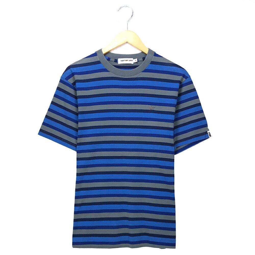 トップス, Tシャツ・カットソー A BATHING APE T BAPE STA M M k-0049