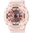 【最大10,000円OFFクーポン】CASIO G-SHOCK Gショック ジーショック カシオ 時計 メンズ レディース 腕時計 Sシリーズ アナログ デジタル アナデジ Sシリーズ ミッドサイズ ピンク かわいい ペアでも使える 海外モデル 誕生日プレゼント