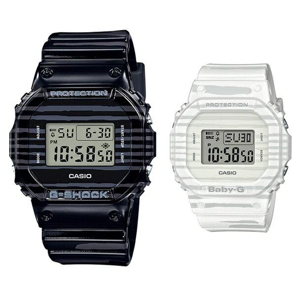 腕時計, ペアウォッチ CASIO G G SLV-19B-1