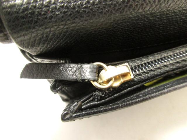 ココマークボタン ZIP長財布