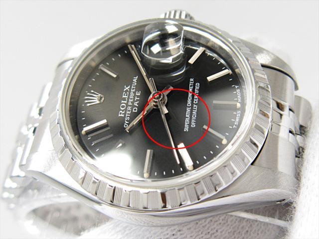 オイスターパーペチュアル デイト 腕時計 ウォッチ