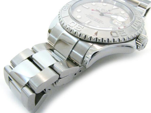 ヨットマスター ロレジウム 腕時計 ウォッチ