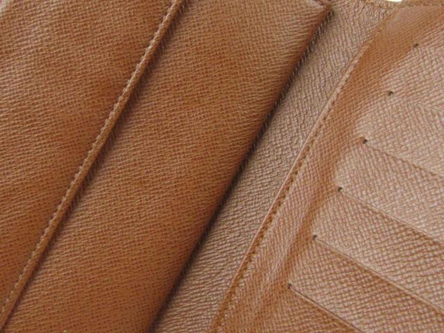 ポルトトレゾール・エテュイ パピエ 三つ折財布
