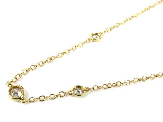 バイザヤード 12Pダイヤモンド ネックレス
