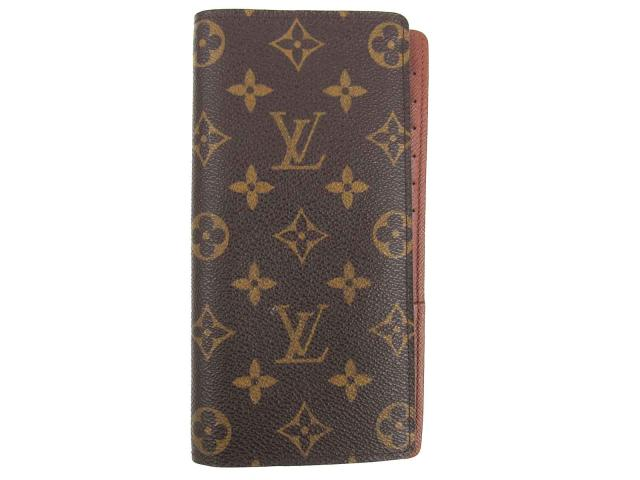 ポルトフォイユ・ブラザ 二つ折長財布