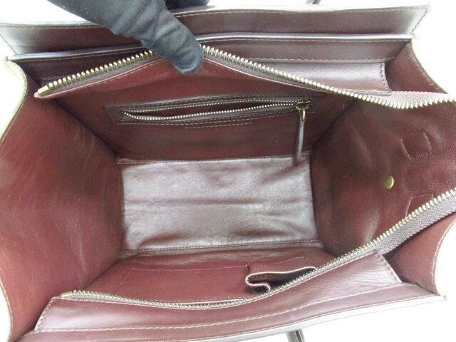 ラゲージマイクロショッパー ハンドバッグ