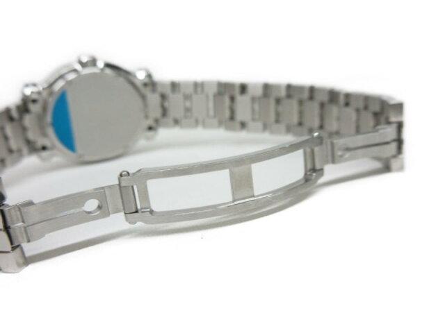 ハッピーダイヤモンド 5Pダイヤ 腕時計 ウォッチ
