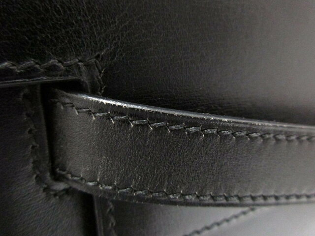 ケリー32 内縫い ハンドバッグ 2wayショルダーバッグ