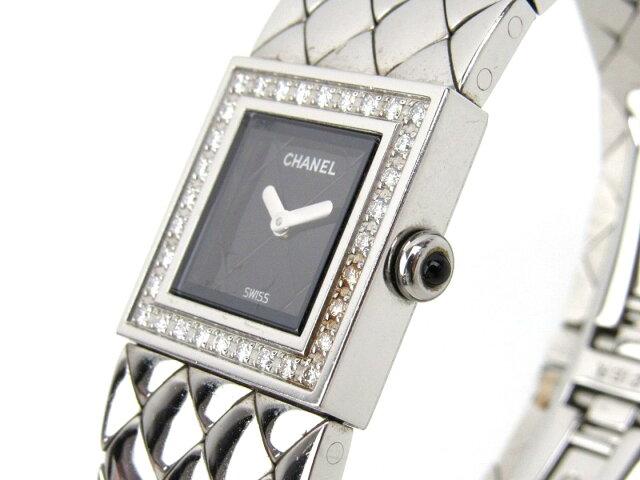 マトラッセ ベゼルダイヤモンド ウォッチ 腕時計