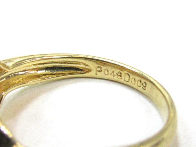 ピンクトルマリンリング 指輪