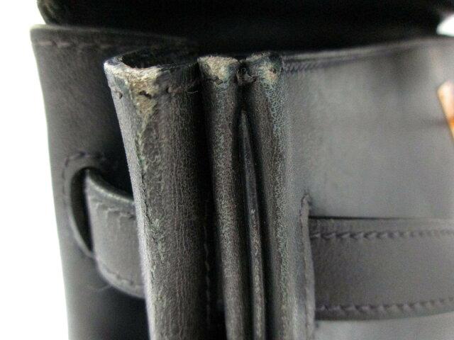 ケリー35 内縫い ハンドバッグ