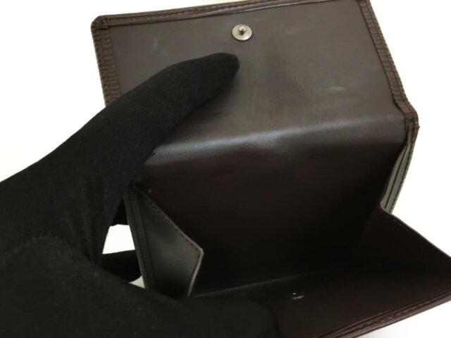ポルトモネビエ・カルトクレディ Wホック財布