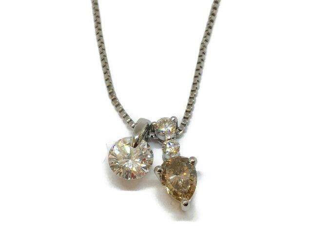 ジュエリー ダイヤモンド ネックレス