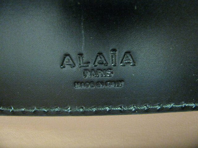 ALAIA トートバッグ