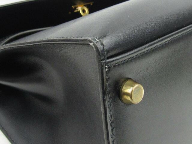 ケリー32 2wayハンドバッグ 外縫い
