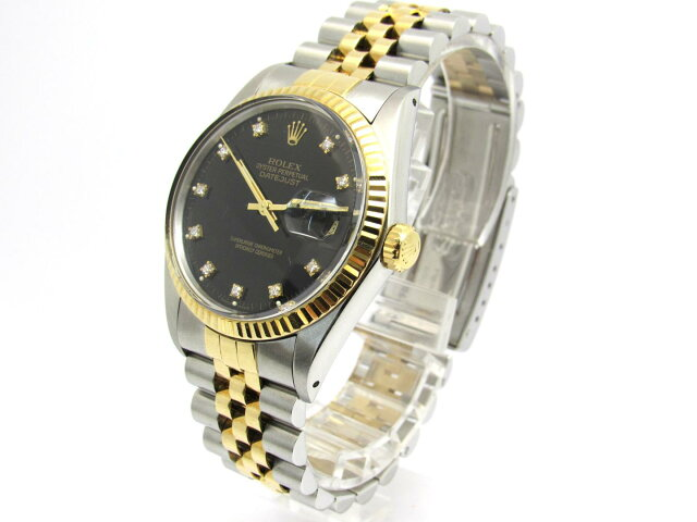 デイトジャスト 腕時計 メンズ