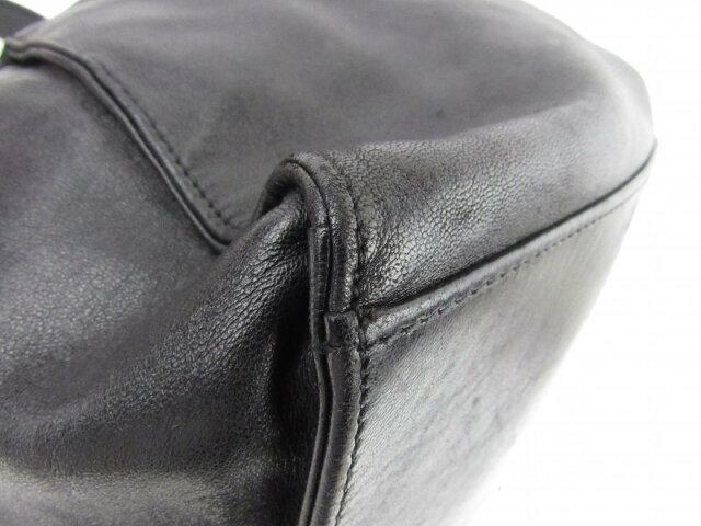 ココマーク 巾着チェーンショルダーバッグ