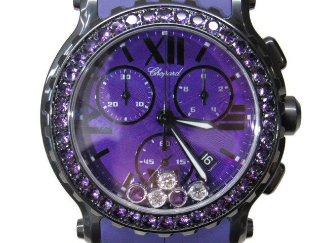 ハッピースポーツ クロノグラフ 腕時計 ウォッチ