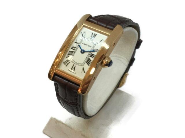 タンクアメリカンSM レディース腕時計 ウォッチ