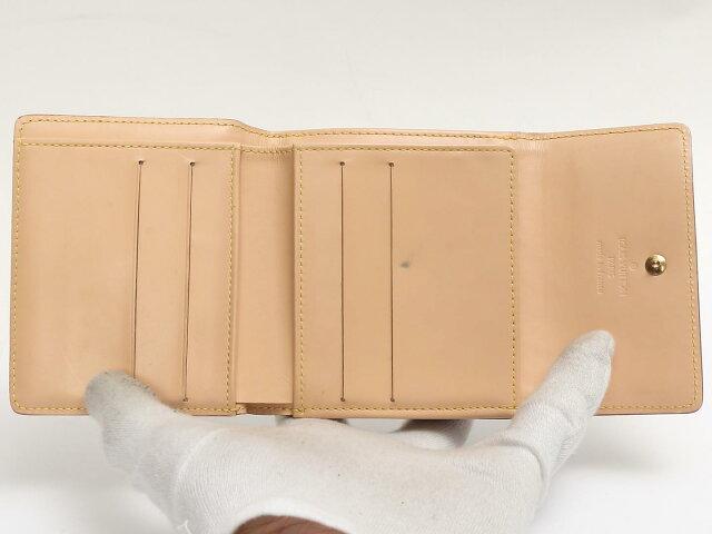 ポルトモネビエカルトクレディ Wホック財布 二つ折り財布