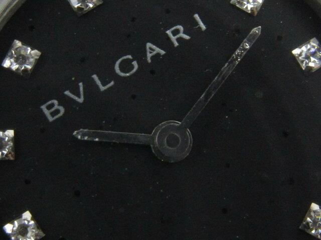 ブルガリ ブルガリ 12Pダイヤモンド ウォッチ 腕時計