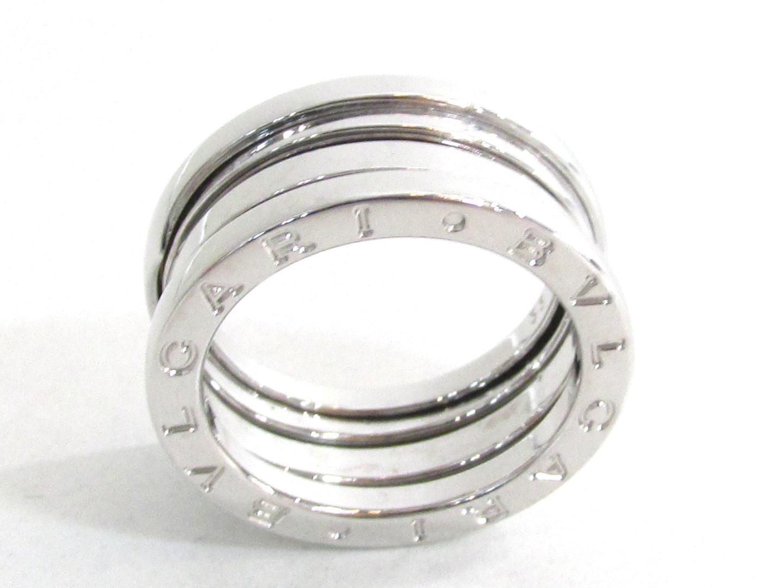 5b6c523943a1 楽天市場】ブルガリ B-zero1 リング Sサイズ 指輪 メンズ レディース ...