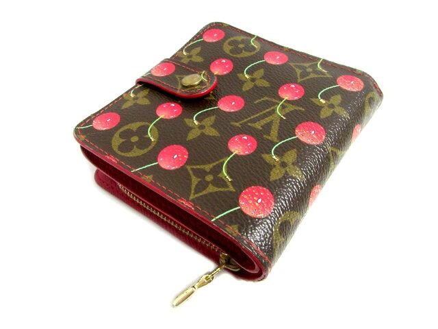 コンパクト・ジップ 二つ折り財布