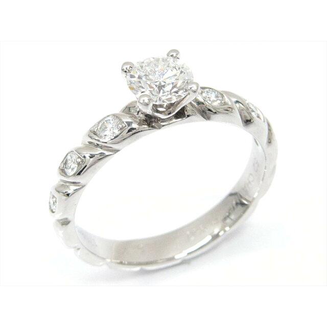 834894cdcaf7 ショーメ トルサードダイヤモンドリング 指輪 15.5号 貴金属 宝石 ...