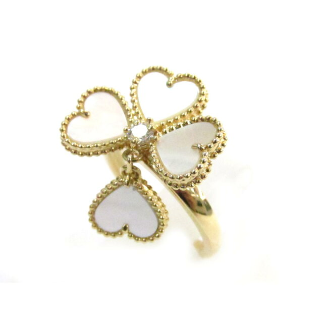 エフイヤージュ リング ダイヤモンド 指輪