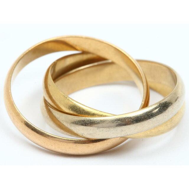 トリニティリング 指輪