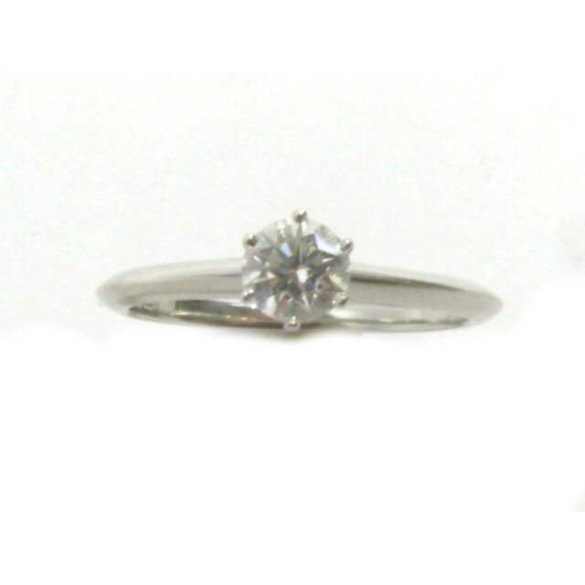 ソリティア ダイヤリング 指輪