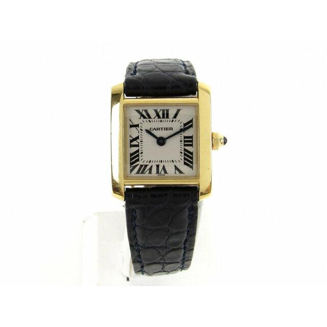 タンクフランセーズ ウォッチ 腕時計