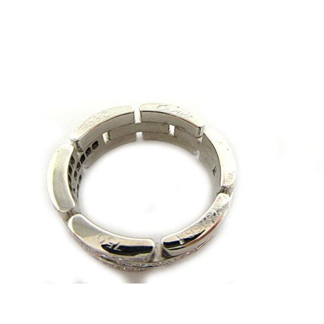 マイヨンパンテール ハーフダイヤリング 指輪