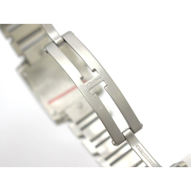 タンクフランセーズ 11Pダイヤモンド レディース ウォッチ 腕時計