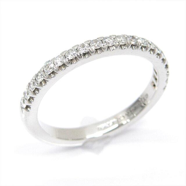ノヴォ ハーフダイヤリング 指輪