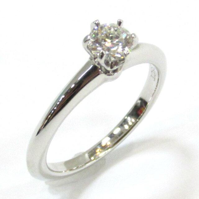 ソリテールダイヤモンドリング