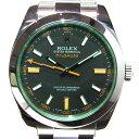 ロレックス ミルガウス 腕時計 ウォッチ 時計 メンズ ステ...