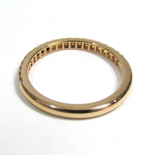 ハーフエタニティバンドリング 指輪